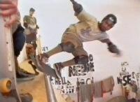 Half pipe, 1992