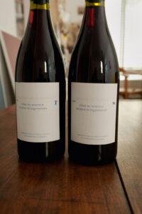 Wijnetiket (Wine label), 1996