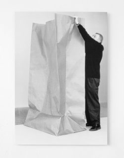 Grote zak met man (Big bag with man), 1997
