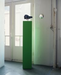 Roterende camera/sokkel (Rotating camera/pedestal), 1997