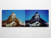 Flip a mountain - night and day version, 2000