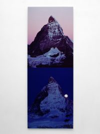 Flip a mountain - moon version, 2000