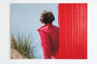 De klap voorbij - rood (Beyond the blow - red), 2009